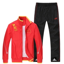 Olympic clothes spring and autumn suits Olympic style suit China team sports clothes Youth Award clothing(China)