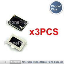3PCS Earpiece Speaker Receiver Earphone For Nokia N82 N80 1202 X2-01 High Quality Replacement Part