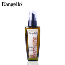 Morocco Argan Oil Scalp for Frizzy Dry Hair keratin Repair Treatment hair care keratin hair split ends conditioner Dangello oil(China)