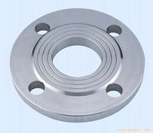 "1-1/4"" 304 Stainless Steel Pipe Fitting Slip On Weld Flange Nominal Pressure 1.0 Mpa(China)"