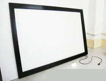 70 Inch 4 Points Infrared IR touch screen, multi touch panel kit for lcd