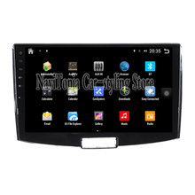 NaviTopia Brand New 10.1inch Quad Core Android 6.0 Car PC For Volkswagen Magotan Car Audio Player With GPS Navigation(China)
