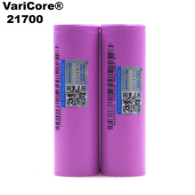 4PCS VariCore 21700 li-lon battery 4000mAh 3.7V 15A power 5C Rate Discharge ternary lithium battery Electric car battery DIY(China)