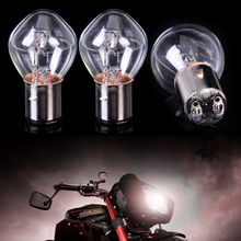 10Pcs/Lot Motorcycle Head Light Headlight Bulb 12V 35W B35 BA20D fit for Chinese GY6 ATV Moped Scooter