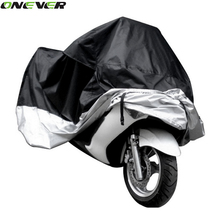 220*95*110CM Motorcycle Cover Waterproof Outdoor Uv Protector Bike Rain Dustproof Covers For Motorcycle Motor Cover Scooter