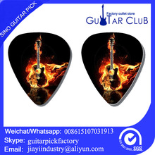 Free shipping High Quality good Guitar Finger Picks with Trade Assurance Guitar Picks(China)
