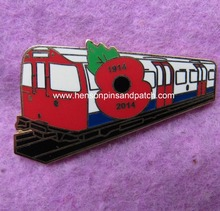 Custom poppy badge for 1914,2014, poppy pin,train badge,imitation  hard enamel badge