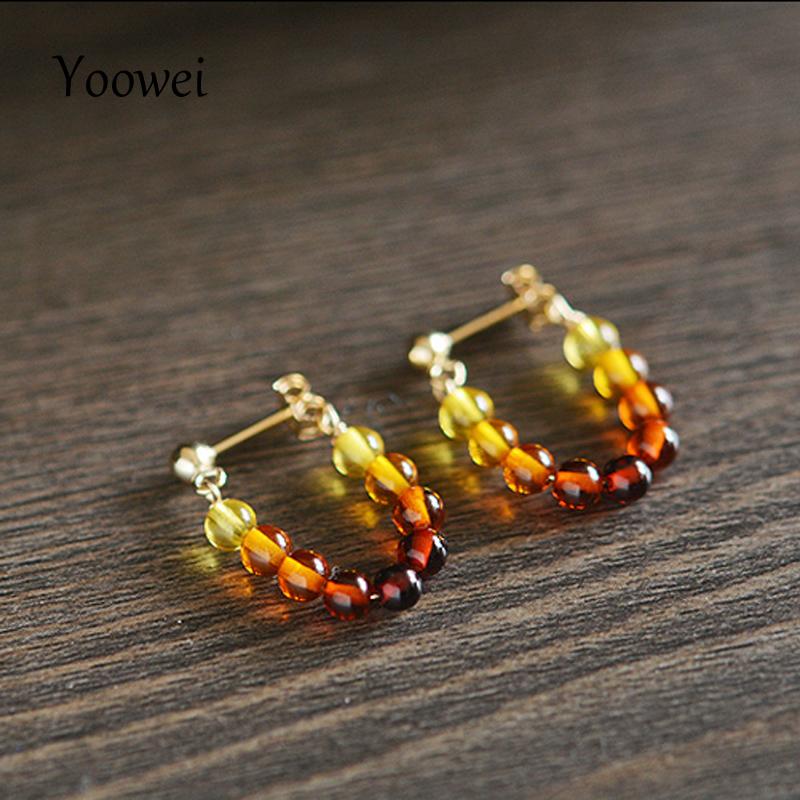 earrings amber (1)