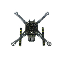 Free Shipping F450 S600 S520 4-Axis Carbon Fiber Quadcopter Frame with Landing Skid Gear for FPV Kvadrokopter RC Drone frame