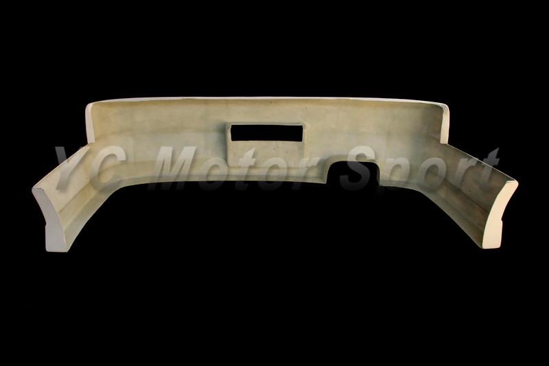1995-1998 Nissan Skyline R33 GTS 2D M Sport Style Rear Bumper FRP (4)
