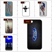 Ford Mustang Boss Funny Logo Cover case for iphone 4 4s 5 5s 5c 6 6s plus samsung galaxy S3 S4 mini S5 S6 Note 2 3 4  DE1097