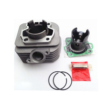 Motorcycle Engine Parts For SUZUKI AG100 AG 100 , air cylinder block & piston kit & cylinder head gasket kit