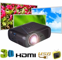 US80 Cheap HD Home Cinema Projector android wifi option HDMI LCD LED Game PC Digital Mini Projectors 1080P Proyector 3D Beamer