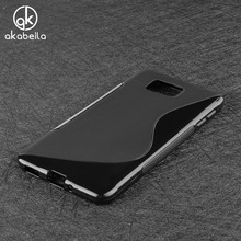 AKABEILA Phone Case For Samsung Galaxy Alpha G850 G8508 G8509V G850F G8508S 4.8 inch Silicon Cover Shell Skin(China)