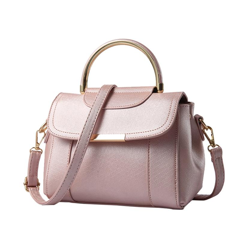 New PU Leather Bags Hot Shoulder Bag 2017 Women Handbags Fashion Vintage Crossbody Bag Bolsas Women Messenger Bag<br><br>Aliexpress