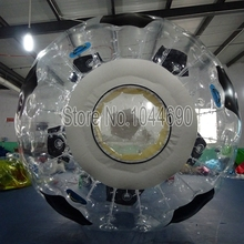 High-quality water zorb ball,2.5m Dia zorb soccer ball for sale