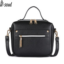 women bag pu leather female handbag women leather handbags female cross body bags small size messenger bag ladies tote SC0352(China)