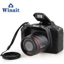 Winait DC-05 Digital Camera 64GB dslr camera12MP Slr camera with 4x digital zoom camera photo 5.0 CMOS sensor Freeshipping(China)
