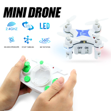 2.4GFlashing Mini Drone 6 Axis Gyro Headless Mode 4CH RC Drones Remote Control Quadcopter 3D Rotation Helicopter Radio Control!