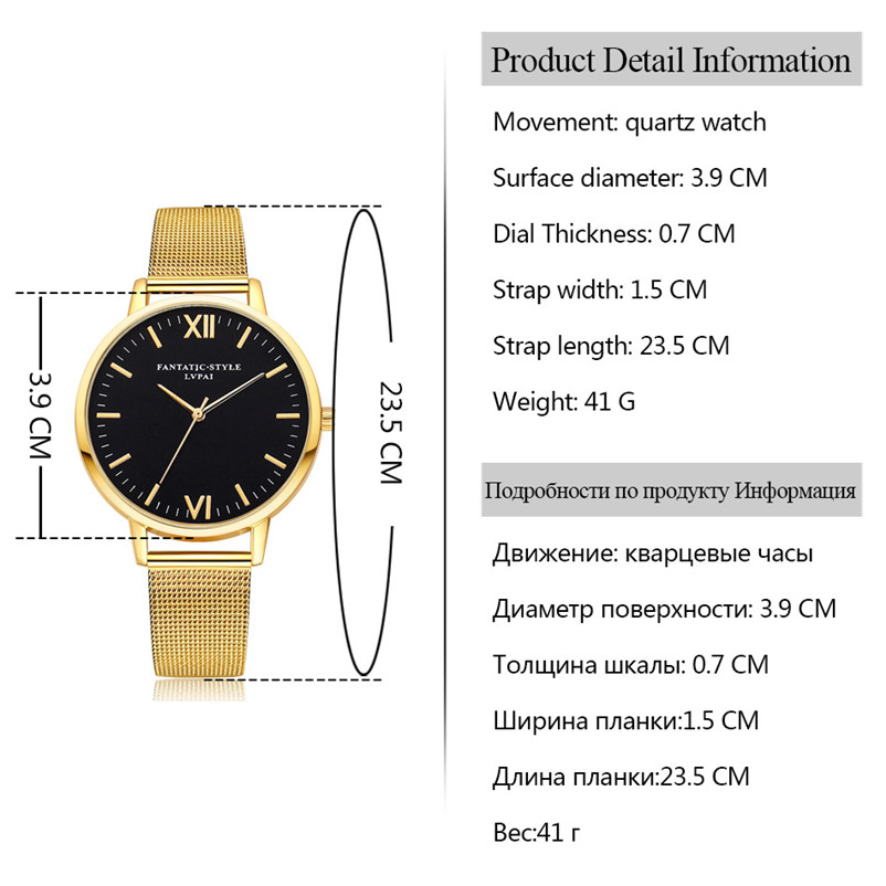 2018 High Quality Women's watches brand luxury fashion ladies watch Quartz Wristwatch Clock Ladies Dress Watches Reloj J27#N (6)