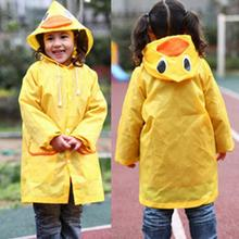 Waterproof Rain Suit Polyester Kids Raincoat Cartoon Children Rain Wear