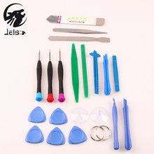 Buy Jelbo 20 1 Mobile Phone Repair Tools Set Kit Pry Opening Tool Screwdriver Set iPhone iPad Cell Phone Hand Tools Tweezers for $4.38 in AliExpress store