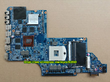 original laptop motherboard fit For HP DV7 DV7-6000 notebook system board, 655488-001 100% functional !