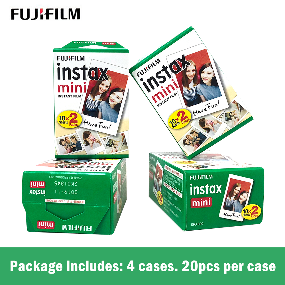Original Mini Instax Film 20 40 60 80 100 200 300 Sheet White Edge Fujifilm Wide 2 Pack Paper Polos The Following Expiration Date For 2020 Please Rest Assured Purchase