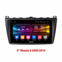 Octa 8 Core 2GB RAM+32GB ROM 9inch Android 6.0 Car DVD Player For Mazda 3 6 CX-5 Mazda3 Mazda6 Ruiyi Ultra GPS Radio Stereo(China)