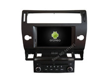 Android 7.1 CAR DVD player FOR CITROEN C4 car audio gps stereo head unit Multimedia navigation WIFI SWC BT(China)