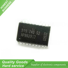 5PCS BTS740S2 BTS740S BTS740 SMD car computer board  switch IC chip New Original Free Shipping