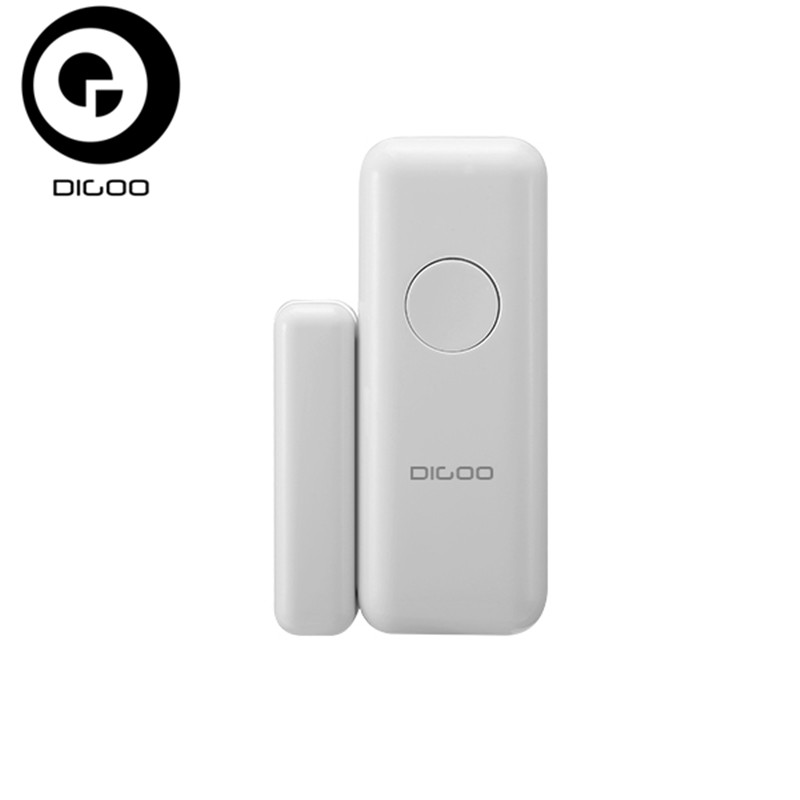 DIGOO DG-HOSA HOSA Wireless Guarding Windows Doors Sensor For 433MHz Home Security Detector Alarm System Kits(China)
