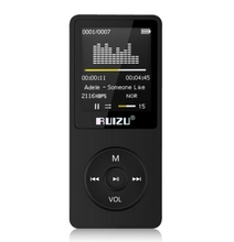 "1.8"" TFT Screen RuiZu X02 HiFi 4G Reproductor Sport Music Mp3 Player FM Recorder Support TF Card"