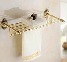 New arrival sanitary hardware set antique brass Finished Bathroom Accessories Products ,Towel Holder,Towel Bar towel ring set(China)