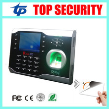 6 function keypad iclock300 fingerprint time and attendance system live ID fingerprint time clock with 13.56MHZ MF IC card(China)