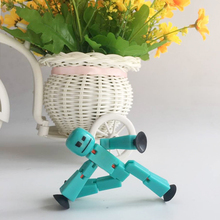 10pc/set Stikbot Sucker Suction Cup Deformable Sticky Creative Move Body Robot Action Figure Toys Low Price Kids Birthday Gifts