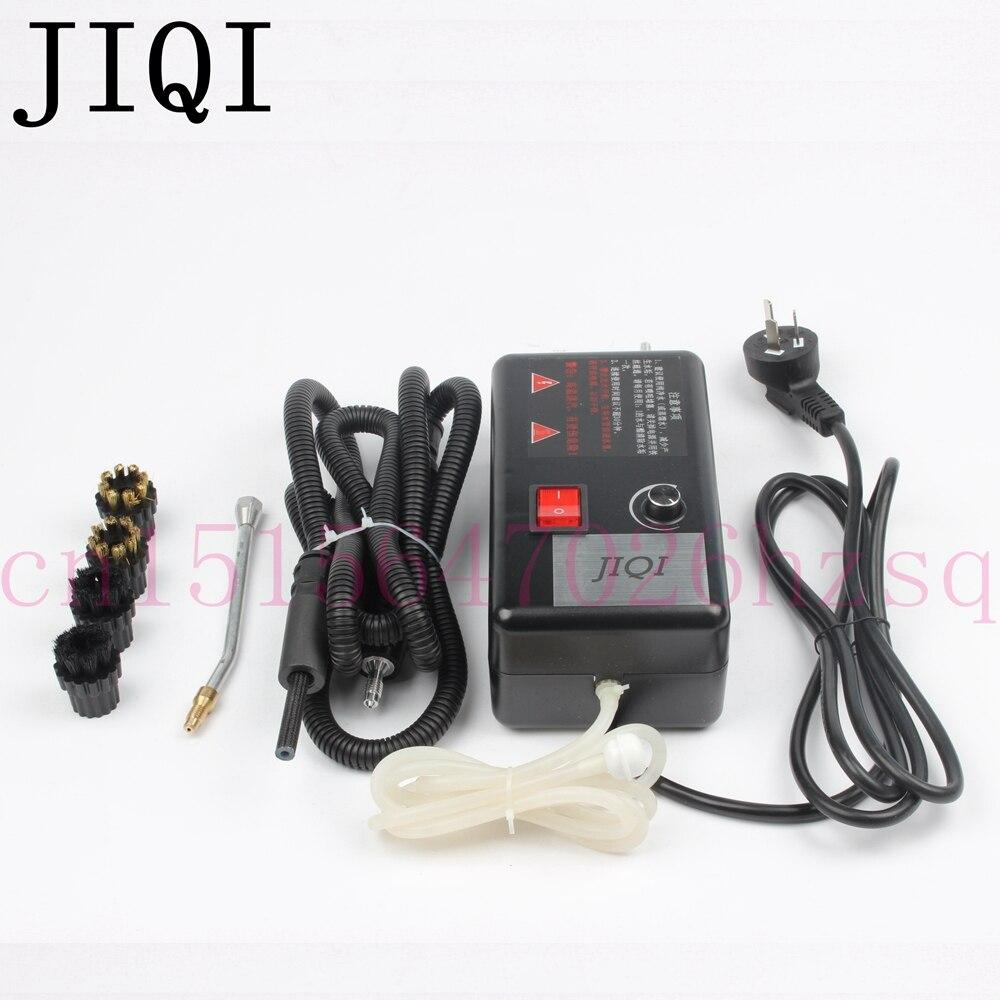 JIQI High temperature pressure steam cleaner handheld machine for fanmily,kitchen hepler Disinfector Sterilization 1800W<br>