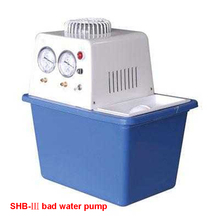(SHB-III) circulating water vacuum pump 220V / 50HZ dual tap multi use chemical pharmaceutical biochemical food 15L capacity