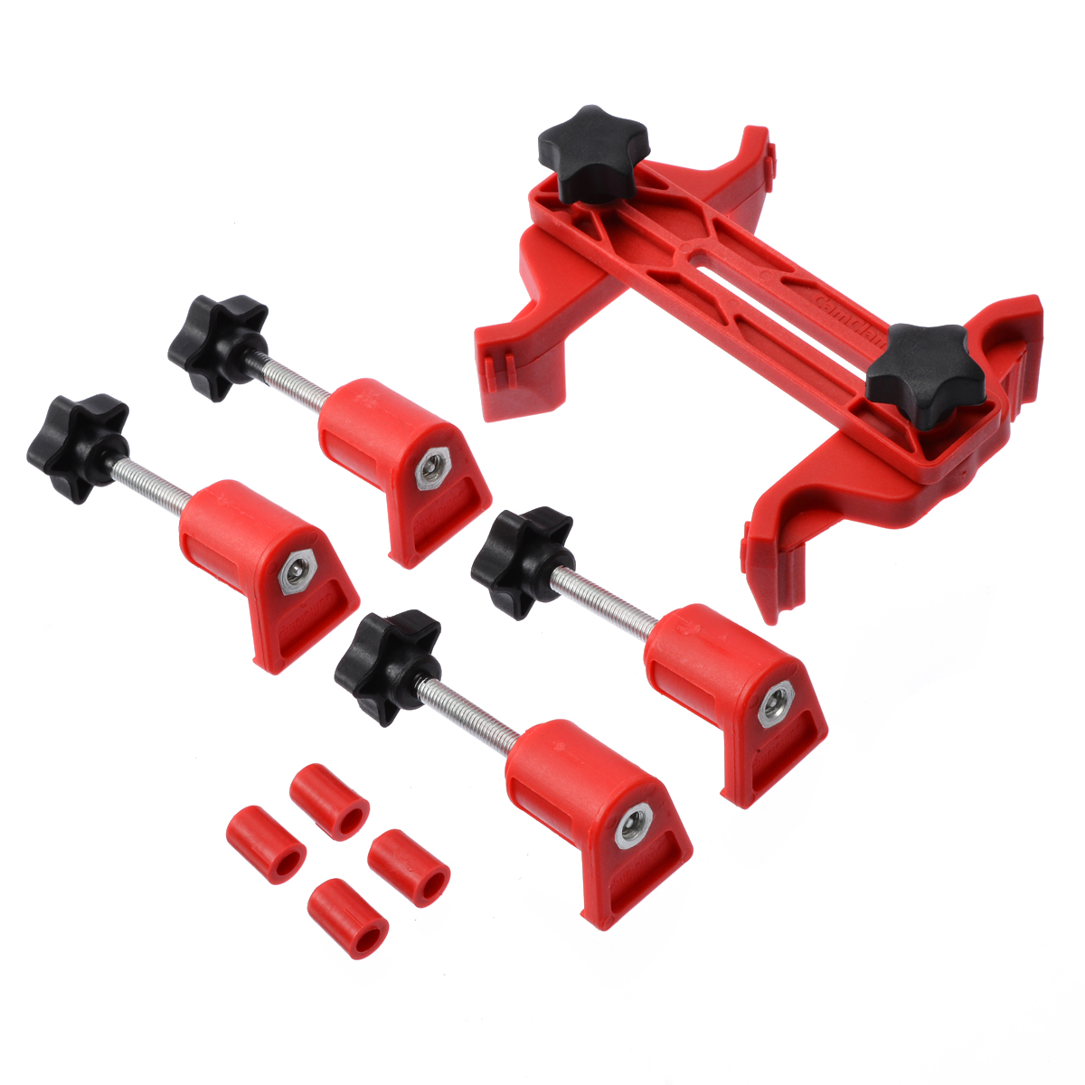 Universal 5Pcs/set Cam Camshaft Lock Holder Car Engine Cam Timing Locking Tool Set Automotive Timing Belt Disassembly Kit