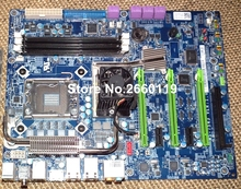100% Working For Dell 51 MS-7543 VER:1.0 X58 Desktop Motherboard J560M Fully Tested
