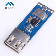 DC-DC 2.5V-5.5V To 5V 2A Step Up Power Module Power Bank Boost Converter Board USB Vehicle Mobile Charger
