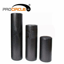 ProCircle High Density epp Foam Roller for Muscle Relaxation and Physical Therapy, Black, 30cm 45cm 60cm(China)
