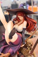 Сексуальная девушка волшебница