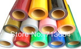6 meters Heat press PU matt vinyl from Korea<br><br>Aliexpress