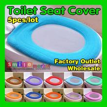 2016 Toilet Cover Overcoat Toilet Case Hot! Soft And Comfortable Seat Cover(random Send Colors Have Large Stock For Any Time)