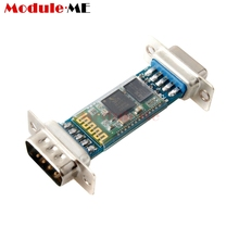DB9 Interface RS232 RF Wireless Bluetooth Module HC-06 Slave Serial Port For Arduino(China)