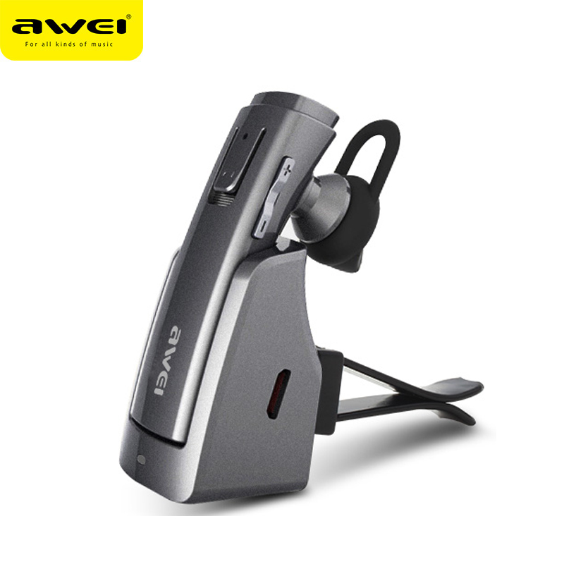 AWEI A833BL for Xiaomi Bluetooth Earphone Business Stereo Headset Car Bass Wireless Earbud HandsFree For iPhone LG Sony Phone<br><br>Aliexpress