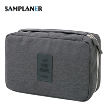 Samplaner Candy Cosmetic Bags for Women Men Toiletry Bag Brush Necessaries Make Up Bag for Travel Storage Hanging Cosmetic Cases(China)