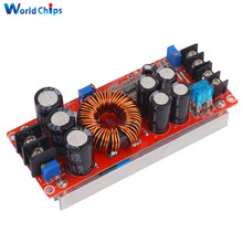 DC 20A 1200W Step-Up Boost Constant Current Module Variable Voltage Power Supply IN 8-60V Step Up Module Top Quality(China)