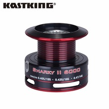 KastKing 1pc 100% Original Sharky II Spinning Fishing Reel Aluminum Spool Spare extra Spool(China)